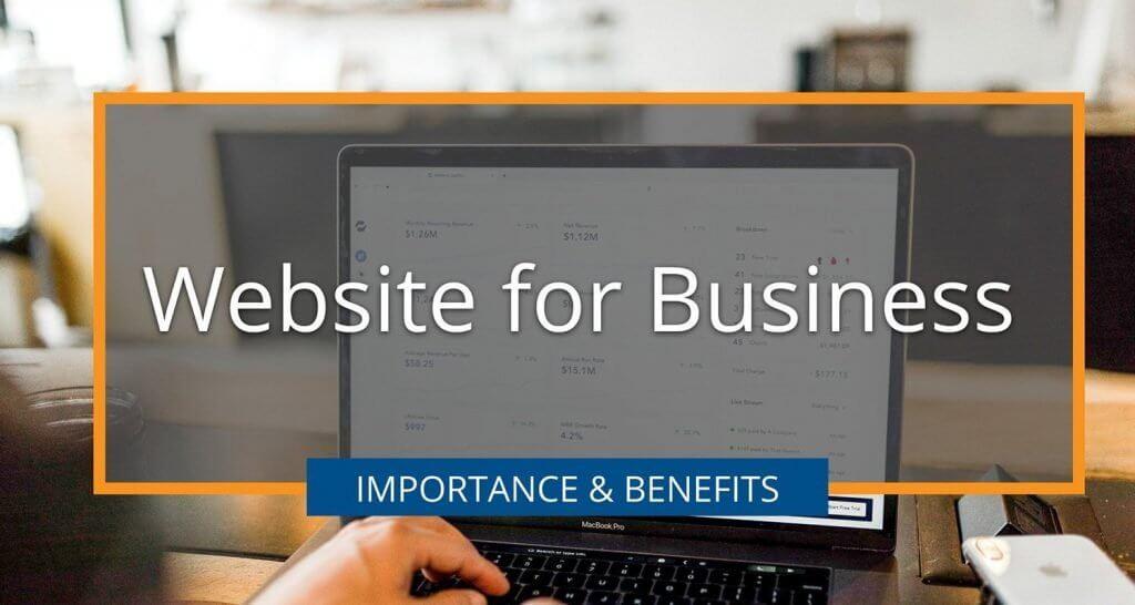 Benefits of Having a Business Website 1