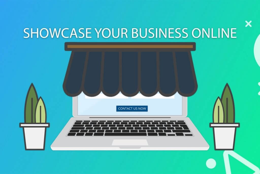 Showcase your business Online