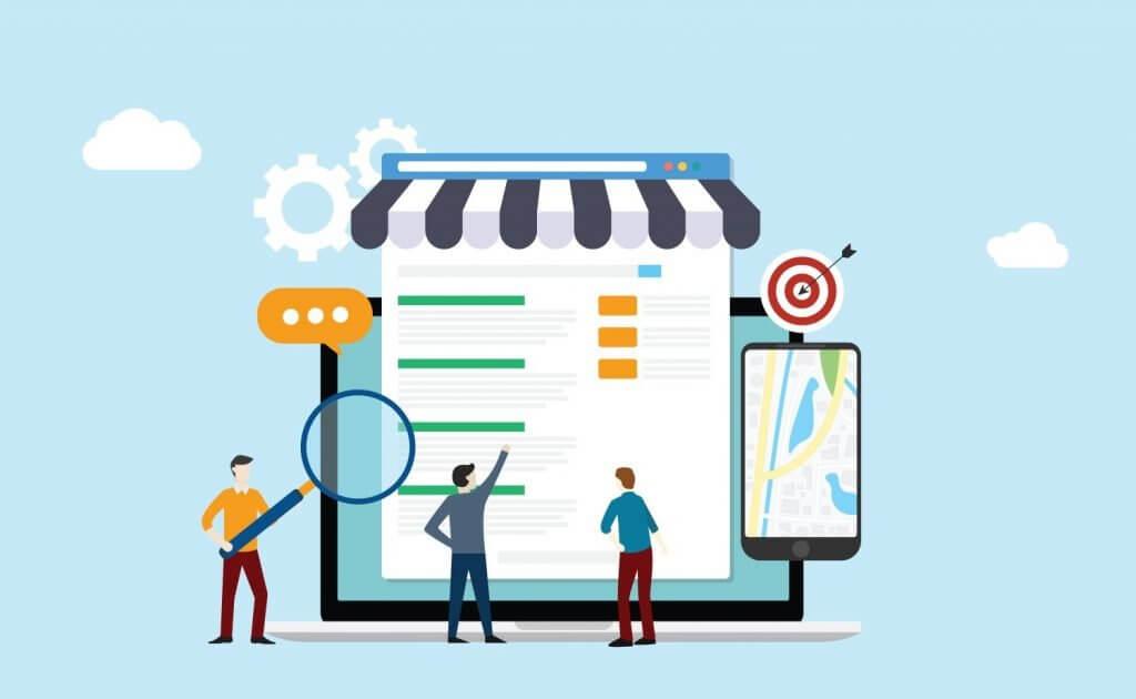 Small Business Web Design SEO Services
