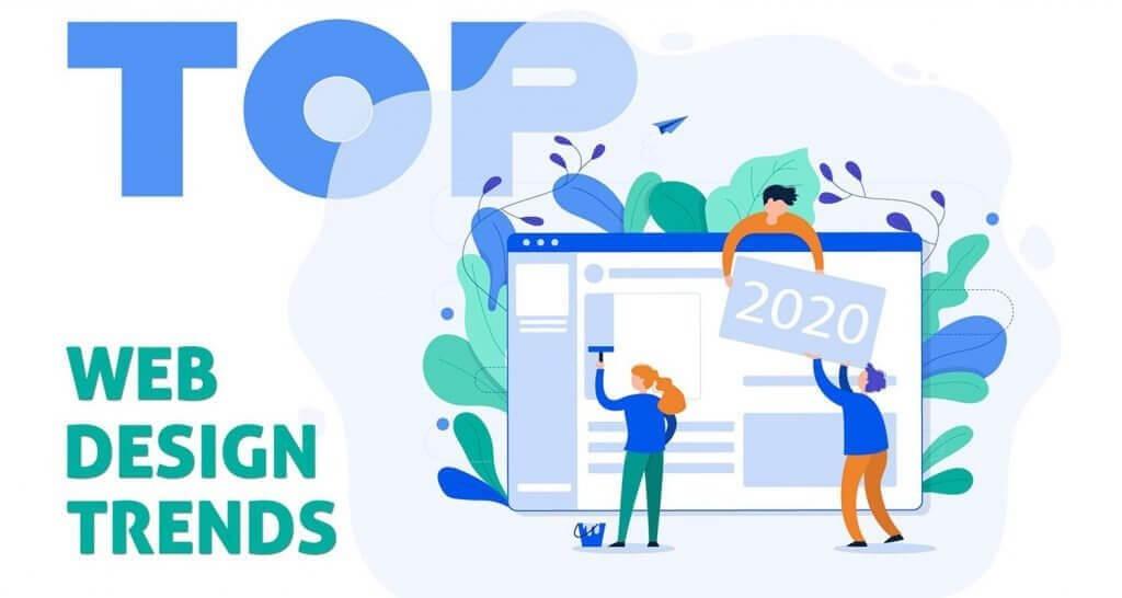 top website design trends 2020 1